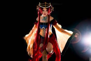 Princess Kakyuu by VenusLim