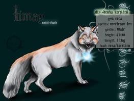 Wolfszeit-Limay by realWolfshade