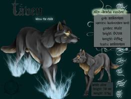 Wolfszeit-Taven by realWolfshade