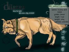 Wolfszeit-Dilaray by realWolfshade