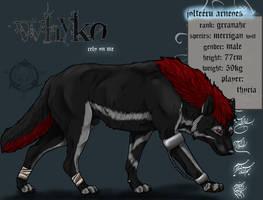 Wolfszeit-Whyko by realWolfshade