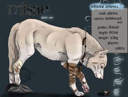 Wolfszeit-Misae by realWolfshade