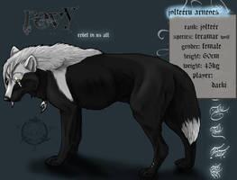 Wolfszeit-Revy by realWolfshade