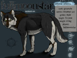 Wolfszeit-Fullmoonstar by realWolfshade
