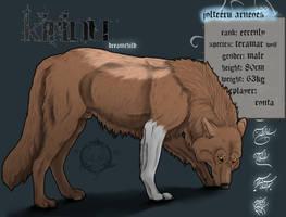 Wolfszeit-Kirinu by realWolfshade