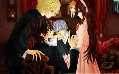 Vampire's Game by srsn