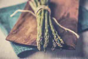 Asparagus by ahali