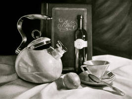 Teapot by jennylindqvist