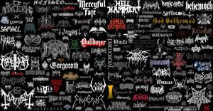 black metal bands by KaCiYaZ