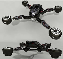 Drone Concept by deventhorizon