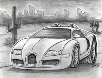Bugatti Veyron 16.4 by xX-Ick-Xx