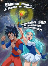 Namiko Moon y Hiroshi san by Tamura