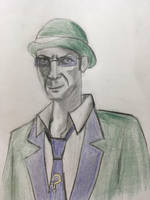 The Riddler by CaptainEdwardTeague
