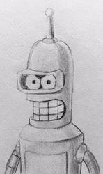 Bender by CaptainEdwardTeague