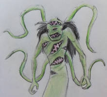 'Wicked Scary' Monster from Teen Titans by CaptainEdwardTeague