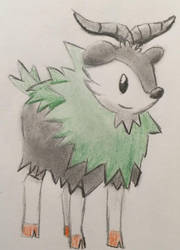 Skiddo by CaptainEdwardTeague
