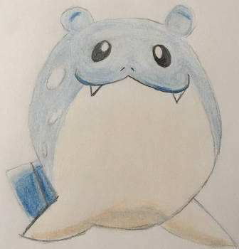 Spheal by CaptainEdwardTeague