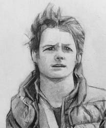 Marty McFly from Back to the Future by CaptainEdwardTeague