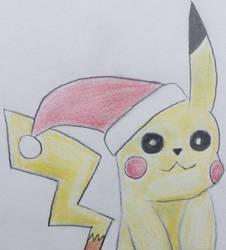 Pikachu by CaptainEdwardTeague