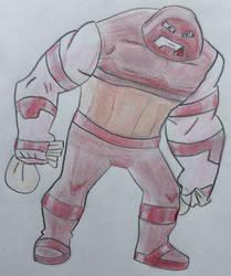 Juggernaut by CaptainEdwardTeague