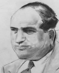 Al Capone by CaptainEdwardTeague