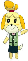 Isabelle by CaptainEdwardTeague