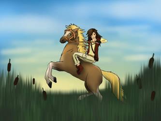 Swamp ride by snettiknayc