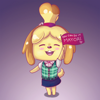 You Can Do It Mayor! by Kisekii-i