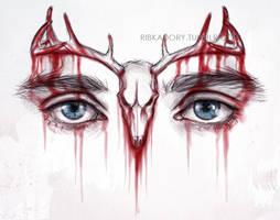 Hannibal by ribkaDory