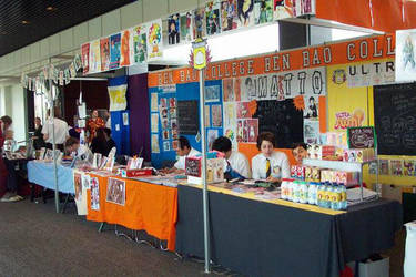 Le stand Ben Bao. by Rafchan