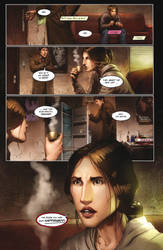 Alex Enemy Of Hell Sample Pages Page 2 by Docolomansky