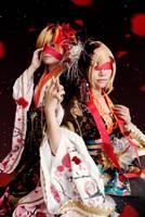 Setsugetsuka_Len x Rin by H-I-T-O-M-I