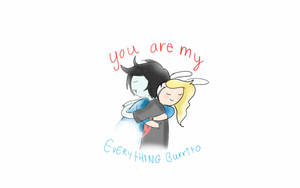 You are my everything burrito by mbrittney