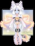 Wingupuff x TAMED 01 | CLOSED adoption by KaeniA
