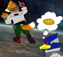 Fox has the Bread by MAST3RLINKX