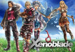 Xenoblade Chronicles - Hands off my Shulk! by MAST3RLINKX