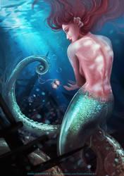 My Fair Sailor by j-am