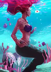Ariel by j-am