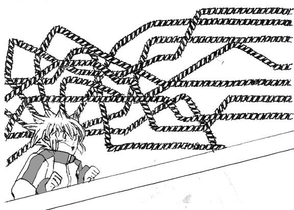 When manga hair gets pissy by hogosha