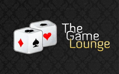 The Game Lounge Logo by CandidoNeto