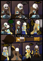 Chance!Tale [Page 19] by xXtha
