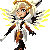 Heroes Never Die! Mercy Icon by LilMissSunBear