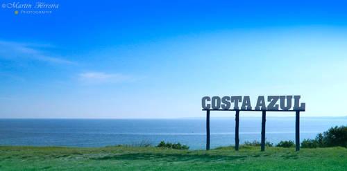 Costa Azul by NitramX