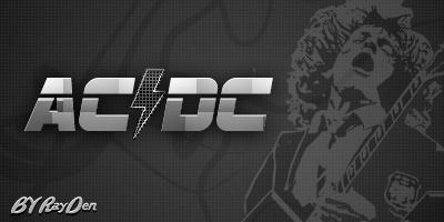ACDC - HARD ROCK by lRayDen