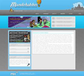 MundoHabbos Layout by lRayDen