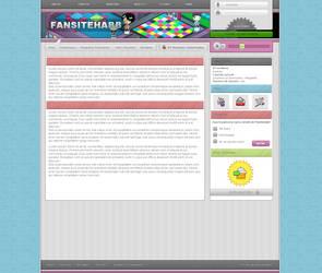 FansiteHabb Beta by lRayDen