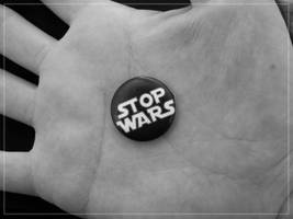 Stop Wars... by DLeed