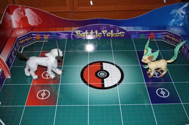 BattlePokes Stadium by Yuki-Myst