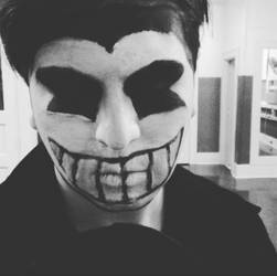 Bendy And The Ink Machine Makeup by BlackBlood100