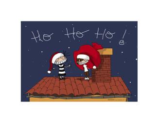 ho...ho...ho... by isasi